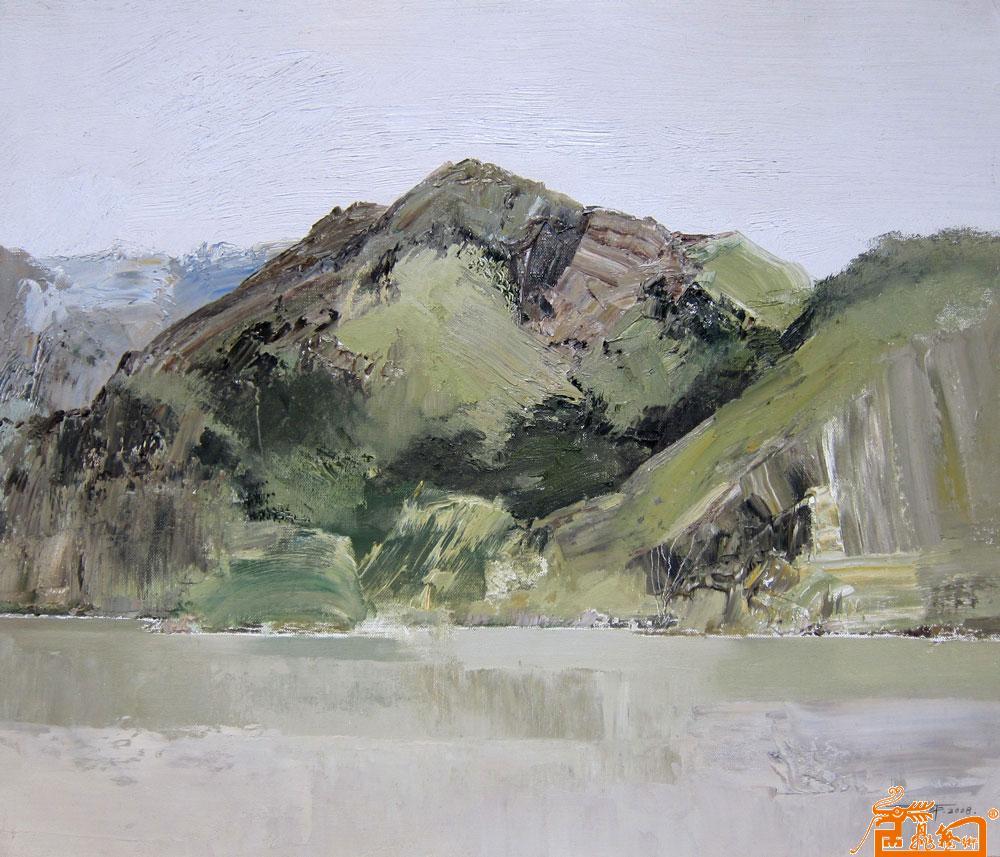 刘大明油画风景